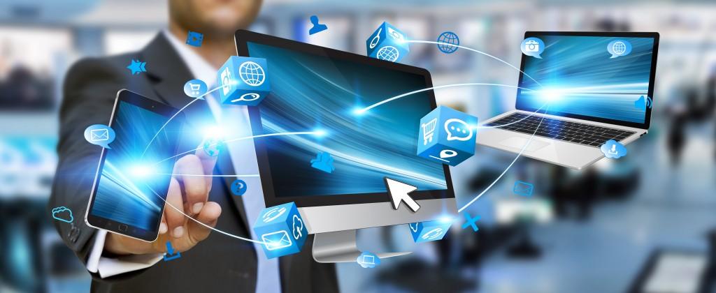 Webadministraties werkt met telefoon, tablet en op de computer